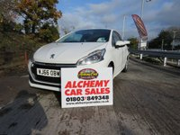 USED 2016 66 PEUGEOT 208 1.2 ACTIVE 3d 68 BHP