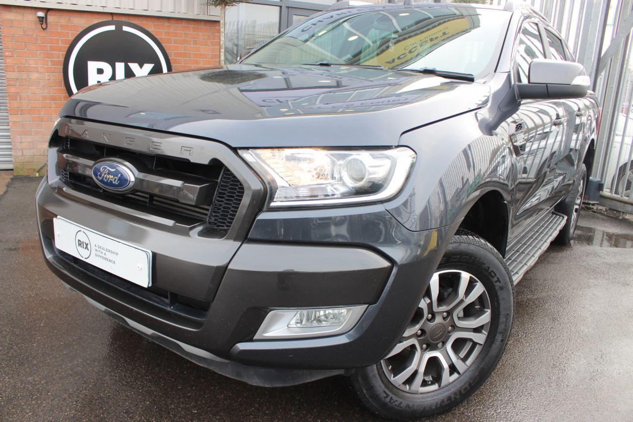 Used FORD RANGERfor sale