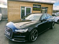 USED 2016 65 AUDI A6 2.0 TDI ULTRA S LINE 4d 188 BHP ****Finance Available****