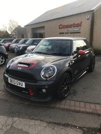 2013 MINI HATCH JOHN COOPER WORKS