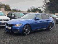 USED 2014 63 BMW 3 SERIES 2.0 318D M SPORT 4d AUTO 141 BHP