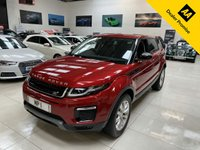 USED 2016 66 LAND ROVER RANGE ROVER EVOQUE 2.0 TD4 SE TECH 5d 180 BHP 4WD 5DR PANROOF
