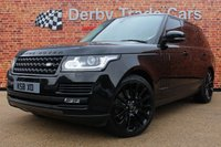 2014 LAND ROVER RANGE ROVER 4.4 SDV8 VOGUE 5d AUTO 339 BHP £31990.00