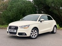 USED 2010 60 AUDI A1 1.6 TDI SE 3d 103 BHP CHEAP TO RUN AND MAINTAIN, WHITE TDI,