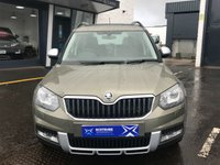 USED 2016 66 SKODA YETI 2.0 OUTDOOR LAURIN AND KLEMENT TDI DSG 4x4 ***1Owner,Nav,Sunroof,WinterPack,WinterPack,FSH***