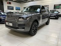 USED 2016 66 LAND ROVER RANGE ROVER 3.0 TDV6 VOGUE 5d AUTO 255 BHP ESTATE