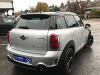 USED 2014 14 MINI COUNTRYMAN 2.0 COOPER SD ALL4 5d AUTO 141 BHP ***ParkAid,Bluetooth,DAB,GearPaddles***