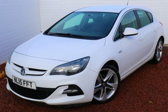 2015 VAUXHALL ASTRA 1.6 LIMITED EDITION 5d 115 BHP £7399.00