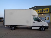 USED 2013 13 VOLKSWAGEN  2.5 CR35 CRAFTER