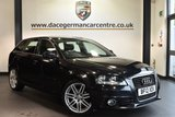 """USED 2012 12 AUDI A3 2.0 SPORTBACK TDI S LINE 5DR 138 BHP full service history Finished in a stunning phantom black styled with 18"""" alloys. Upon opening the drivers door you are presented with half black leather interior, full service history, phone connection, sport seats, £30 road tax, heated mirrors, auxiliary port, air conditioning"""