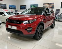 2016 LAND ROVER DISCOVERY SPORT 2.0 TD4 HSE LUXURY 5d AUTO 180 BHP 7 SEATER 4WD ESTATE  £26995.00
