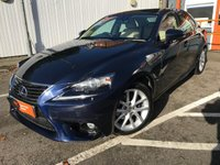 USED 2014 14 LEXUS IS 2.5 300H PREMIER 4d AUTO 220 BHP