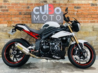 2011 TRIUMPH SPEED TRIPLE 1050 £5990.00
