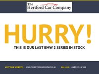 USED 2016 16 BMW 2 SERIES 2.0 220D SPORT 2d AUTO 188 BHP