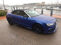2016 AUDI A5 2.0 TDI S LINE SPECIAL EDITION PLUS 2d 187 BHP