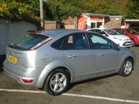 USED 2008 08 FORD FOCUS 1.6 ZETEC 5d 100 BHP GUARANTEED TO BEAT ANY 'WE BUY ANY CAR' VALUATION ON YOUR PART EXCHANGE