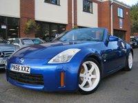 USED 2007 56 NISSAN 350 Z 3.5 GT V6 ROADSTER 2d 297 BHP
