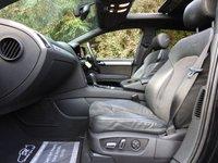 USED 2010 60 AUDI Q7 3.0 TDI QUATTRO 5d AUTO 240 BHP HUGE SPEC PAN ROOF FSH A/C VGC