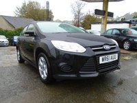 USED 2011 61 FORD FOCUS 1.6 EDGE 5d 104 BHP