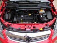 USED 2013 63 VAUXHALL ZAFIRA 1.6 i VVT 16v Exclusiv 5dr ***52000 MILES F/S/H***