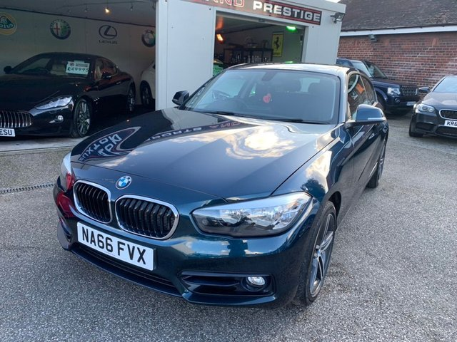 BMW 1 SERIES at Euxton Sports and Prestige