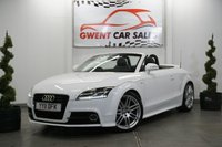 USED 2011 11 AUDI TT 2.0 TFSI S LINE 2d 211 BHP SUPERB EXAMPLE, GOOD SPEC