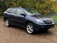 2008 LEXUS RX 3.3 400H SE CVT 5d 208 BHP £7495.00