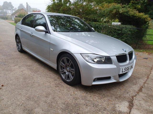 2006 56 BMW 3 SERIES 2.0 320D M SPORT 4d 161 BHP