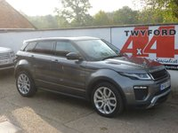 2016 LAND ROVER RANGE ROVER EVOQUE 2.0 TD4 HSE DYNAMIC 5d AUTO 177 BHP SOLD