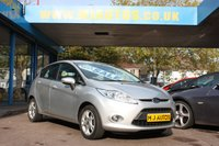 USED 2012 12 FORD FIESTA 1.25 ZETEC 5dr 81 BHP NEED FINANCE??? APPLY WITH US!!!
