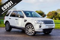 USED 2012 12 LAND ROVER FREELANDER 2.2 TD4 XS 5d AUTO 150 BHP November 2020 MOT & Just Been Serviced