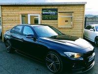 2015 BMW 3 SERIES 2.0 320D EFFICIENTDYNAMICS 4d AUTO 161 BHP £13500.00