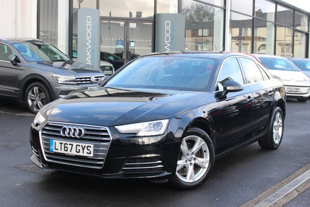 USED 2017 67 AUDI A4 1.4 TFSI Sport (s/s) 4dr