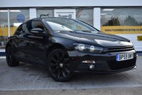 USED 2010 59 VOLKSWAGEN SCIROCCO 2.0 GT TDI 3d 140 BHP COMES WITH 6 MONTHS WARRANTY
