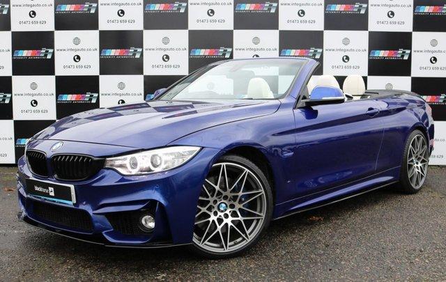 2017 66 BMW 4 SERIES 3.0 440I M SPORT 2d AUTO 322 BHP