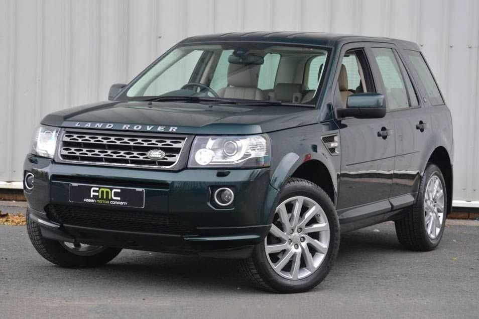 USED 2014 64 LAND ROVER FREELANDER 2.2 TD4 SE TECH 5d 150 BHP **Nav - Heated Seats - Low Miles** Part Ex Welcome - Open 7 Days - Finance - 01792 815000