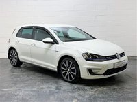 USED 2015 65 VOLKSWAGEN GOLF 1.4 GTE 5d AUTO 150 BHP STUNNING EXAMPLE + 3 SERVICES + BLUETOOTH + DAB RADIO