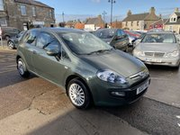 USED 2010 10 FIAT PUNTO EVO 1.4 ACTIVE 3d 77 BHP GREAT LOW MILEAGE EXAMPLE WITH FULL SERVICE HISTORY