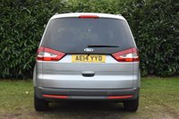 USED 2014 14 FORD GALAXY 2.0 ZETEC TDCI 5d 138 BHP