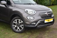 USED 2016 16 FIAT 500X 1.4 MULTIAIR CROSS 5d 140 BHP