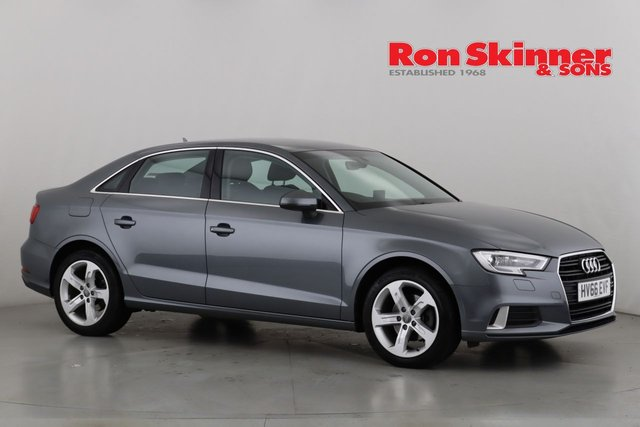View our 2016 66 AUDI A3 1.6 TDI SPORT 4d AUTO 109 BHP