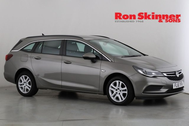 View our 2016 16 VAUXHALL ASTRA 1.6 TECH LINE CDTI 5d 108 BHP
