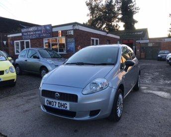 2007 FIAT GRANDE PUNTO 1.2 ACTIVE 8V 3d 65 BHP £1950.00