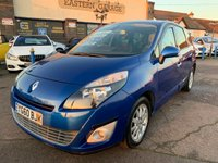 2010 RENAULT GRAND SCENIC 1.5 PRIVILEGE TOMTOM DCI 5d 105 BHP