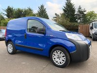 2016 CITROEN NEMO 1.3 HDi 660 ENTERPRISE WITH ONE OWNER FROM NEW £6500.00