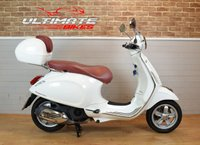 USED 2014 14 PIAGGIO VESPA PRIMAVERA 125 3V LEARNER LEGAL 125CC SCOOTER
