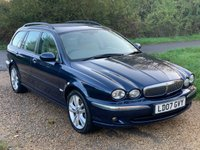 USED 2007 07 JAGUAR X-TYPE 2.2 SE 5d 152 BHP S/H, Leather, A/C