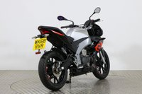 USED 2018 68 APRILIA TUONO 125 ALL TYPES OF CREDIT ACCEPTED GOOD & BAD CREDIT ACCEPTED, 1000+ BIKES IN STOCK