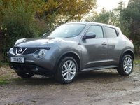 USED 2011 11 NISSAN JUKE 1.5 TEKNA DCI 5d 110 BHP www.suffolkcarcentre.co.uk - Located at Reydon