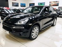 USED 2010 60 PORSCHE CAYENNE 3.0 D V6 TIPTRONIC S 5d 240 BHP